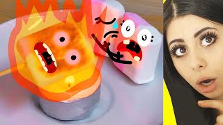 Cute & Creepy Food Doodles Compilation !