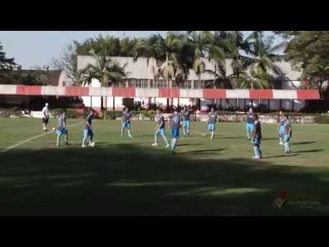 Seletiva de Futebol Masculino Universidades Americanas Ei Brazil - Trailer