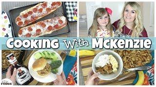 $5 Dinner Ideas || Kid Friendly Dinners + Cooking with McKenzie