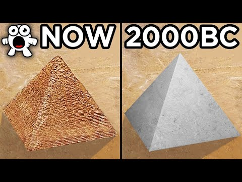Top 10 Things You Didn't Know Looked Totally Different Originally