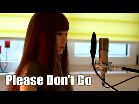 Joel Adams - Please Don't Go ( cover by J.Fla )