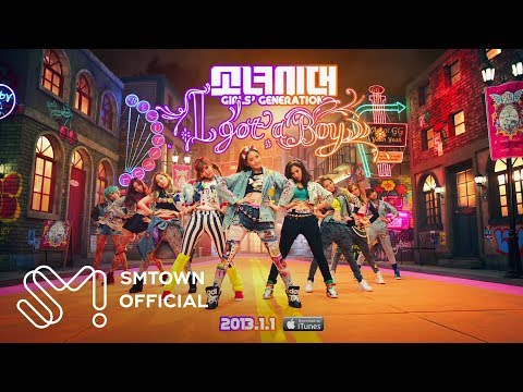 Girls' Generation 소녀시대 'I GOT A BOY' Dance Teaser