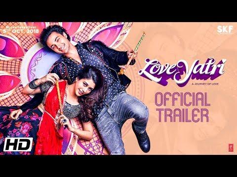 Loveratri - Official Trailer - Aayush Sharma - Warina Hussain - Abhiraj Minawala
