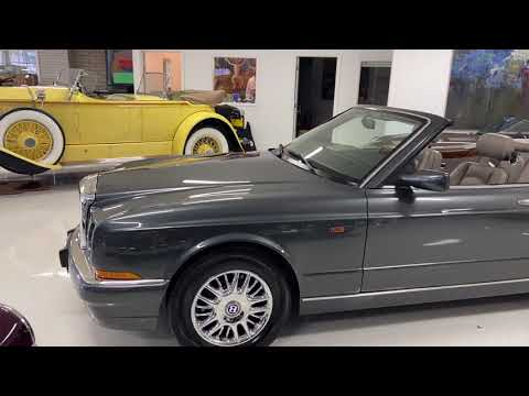 video 1998 Bentley Azure