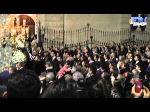 Procesión de la Inmaculada de Castilleja de la Cuesta