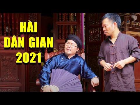 Cười đau bụng với phim hài này - Hài Dân Gian Vượng Râu Hay Nhất 2021