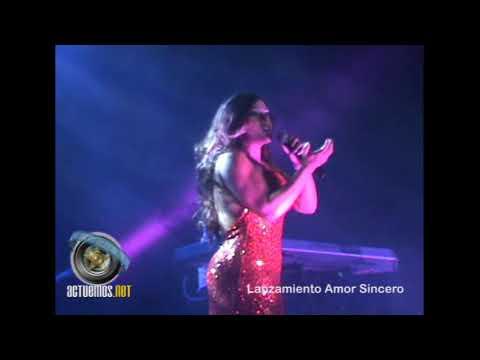 Lanzamiento Amor Sincero Vid No 1 de 4 / Actuemos.Net