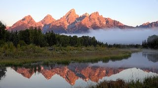 Grand Teton National Park, Wyoming, USA in 4K (Ultra HD)
