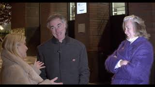 Greg Wise and Emma Thompson Interview