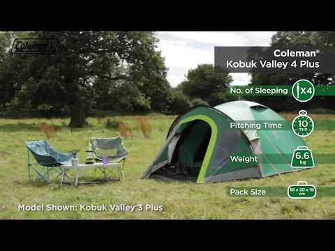 Kobuk Valley 4 Plus Tent