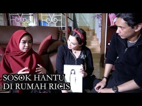 SARAH WIJAYANTO LIAT SOSOK ITU DI RUMAH RICIS  - PARANORMAL EXPERIENCE (DI LANTAI 1)