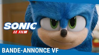 Sonic le film :  bande-annonce VF