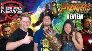 Avengers: Infinity War Review - No Spoilers