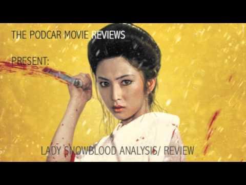 "Lady Snowblood Review, A podcast review of ""Lady Snowblood"". ""Lady Snowblood"" is a 1973 Japanese film directed by Toshiya Fujita and starring Meiko Kaji."