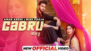 Gabru – Amar Arshi – Miss Pooja Video HD