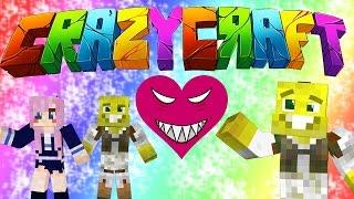 VALENTINES PRANK!!   CrazyCraft 3.0 Ep.32