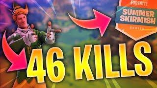 46 KILLS GAME INTENSE SKIRMISH