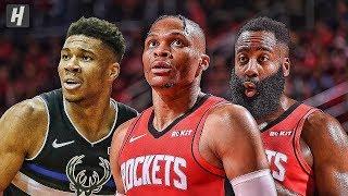 Milwaukee Bucks vs Houston Rockets - Full Game Highlights | October 24, 2019 | 2019-20 NBA Season