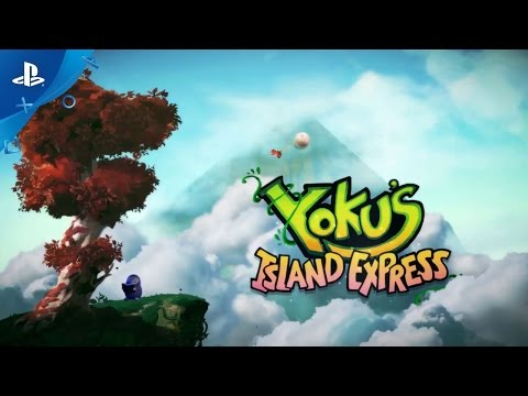 Yoku's Island Express Video Screenshot 3