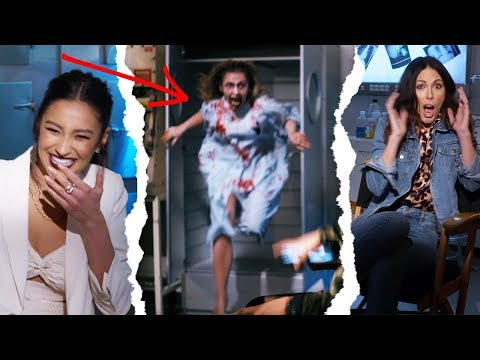 Possessed Demon Prank at My Movie Premiere! | Shay Mitchell