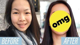 We Tried Using Makeup To Look Older