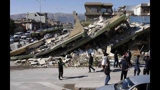 أبرز الزلازل التي ضربت إيران خلال سنوات الماضية     -