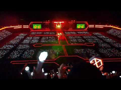 170528 Exo'rDium [dot] - Exo Keep on dancing!