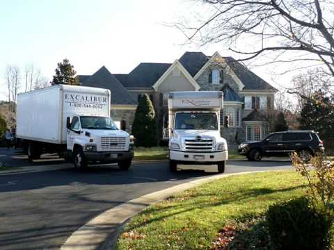 Moving & Packing Services MD DC VA