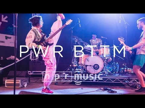 PWR BTTM: Live At SXSW 2017 — FULL CONCERT | NPR Music