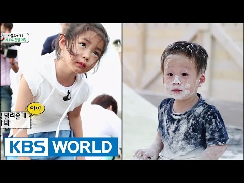 The Return of Superman | 슈퍼맨이 돌아왔다 - Ep.38 (2014.08.24)