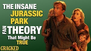 The Insane Jurassic Park Theory that Might Be True