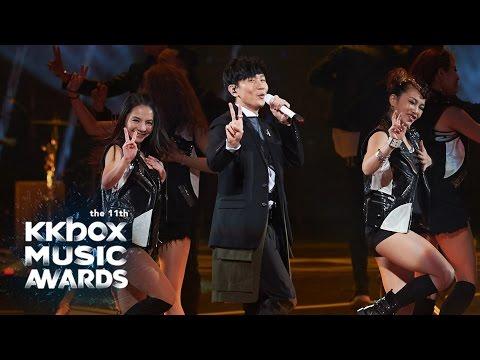 林俊傑 JJ Lin - 不為誰而做的歌 / 愛的鼓勵 / 因你而在 / 修煉愛情 / 可惜沒如果【第 11 屆 KKBOX 風雲榜 年度風雲歌手】