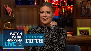 Khloe Kardashian On Justin Bieber, Kanye, And Amy Schumer | WWHL