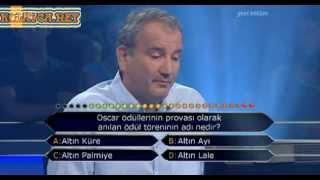 Kim Milyoner Olmak Ister 247. bölüm Murat Çokgezen 02.07.2013
