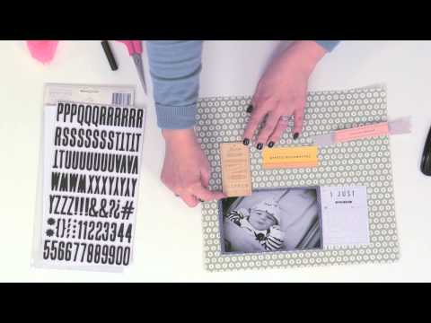Create a Layout with Shimelle