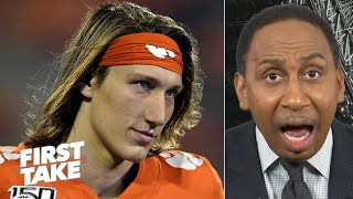 Stephen A. hates Clemson's No. 5 ranking: It's a travesty! Unbelievable! | First Take