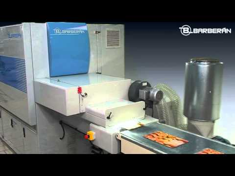 BARBERAN 001 Jetmaster 210 package digital printing machine