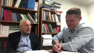 Chasidic Judaism In America Today! Professor Samuel Heilman interviewed by Rabbi Shmuly Yanklowitz