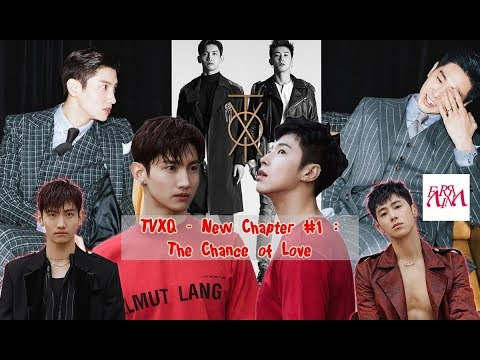TVXQ (동방신기) - New Chapter #1 : The Chance of Love [Full Album] + Lyrics