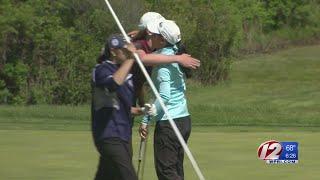 Wheeler's Allison Paik repeats as RIIL girls golf champion