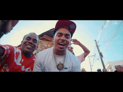 OZUNA ft El Cherry Scom y Kiko El Crazy - Baje con trenza Remix (Video Oficial)