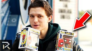 """This Is How """"Spiderman"""" Tom Holland Spends His Millions"""