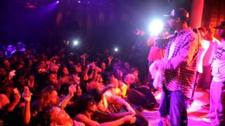 """Juvenile """"Slow Motion"""" & """"Back That Ass Up"""" live in San Francisco"""