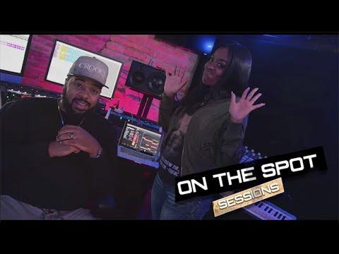 PARTYNEXTDOOR Producer Makes A Beat ON THE SPOT - Gumbo Ft Daisha Miles