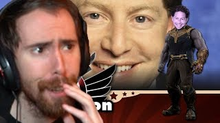 Asmongold and Jim Sterling CALLING For Bobby Kotick To Be FIRED!