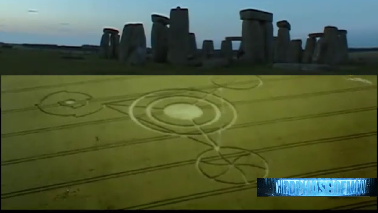 UFO Sightings Crop Circles & Stonehenge Connection 2013 Special Report Part 1 - Smashpipe Science