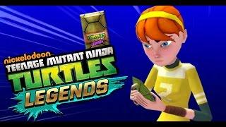 Kunoichi!!! | TMNT Legends (Part 7)