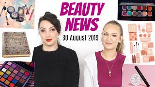 BEAUTY NEWS - 30 August 2019 | Holiday is creeping in