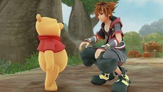 Kingdom Hearts III – Trailer di Winnie the Pooh (con sottotitoli)