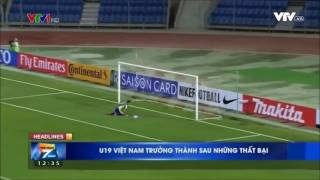 Lịch sử u20 Việt Nam Worldcup 2017